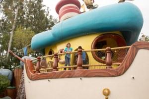 Disneyland DCA 2015-6696